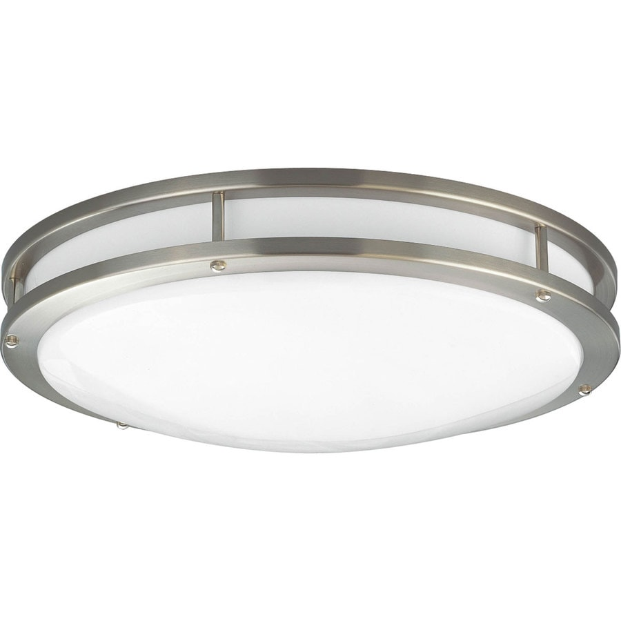 Progress Lighting Modular Fluorescent White Acrylic Ceiling Fluorescent Light ENERGY STAR (Common: 1.5-ft; Actual: 17.62-in)