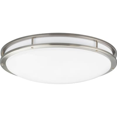 Modular Fluorescent White Acrylic Ceiling Light Energy Star Common 2 Ft Actual 31 25 In
