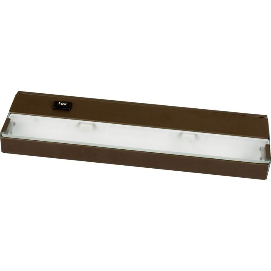 Progress Lighting 12-in Under Cabinet Xenon Light Bar