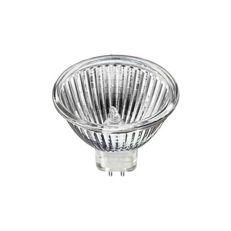 Progress Lighting 50 Watt Dimmable Bright White Mr16 Halogen Flood Light Bulb