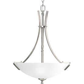 Shop Progress Lighting Wisten Collection Brushed Nickel at Lowescom