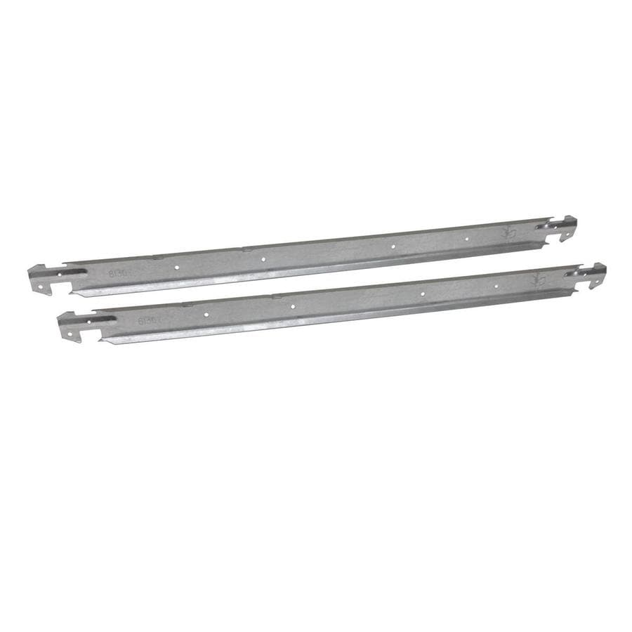 Progress Lighting 2-Pack 27-in Steel Recessed Light Hanger Bar