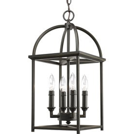 Progress Lighting Piedmont 94375 In 4 Light Cage Chandelier
