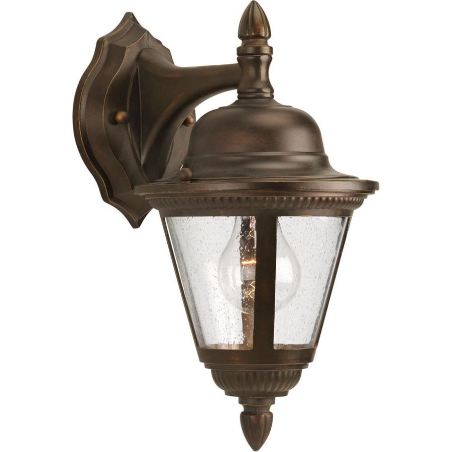 Shop Progress Lighting Westport 12 75 In H Antique Bronze