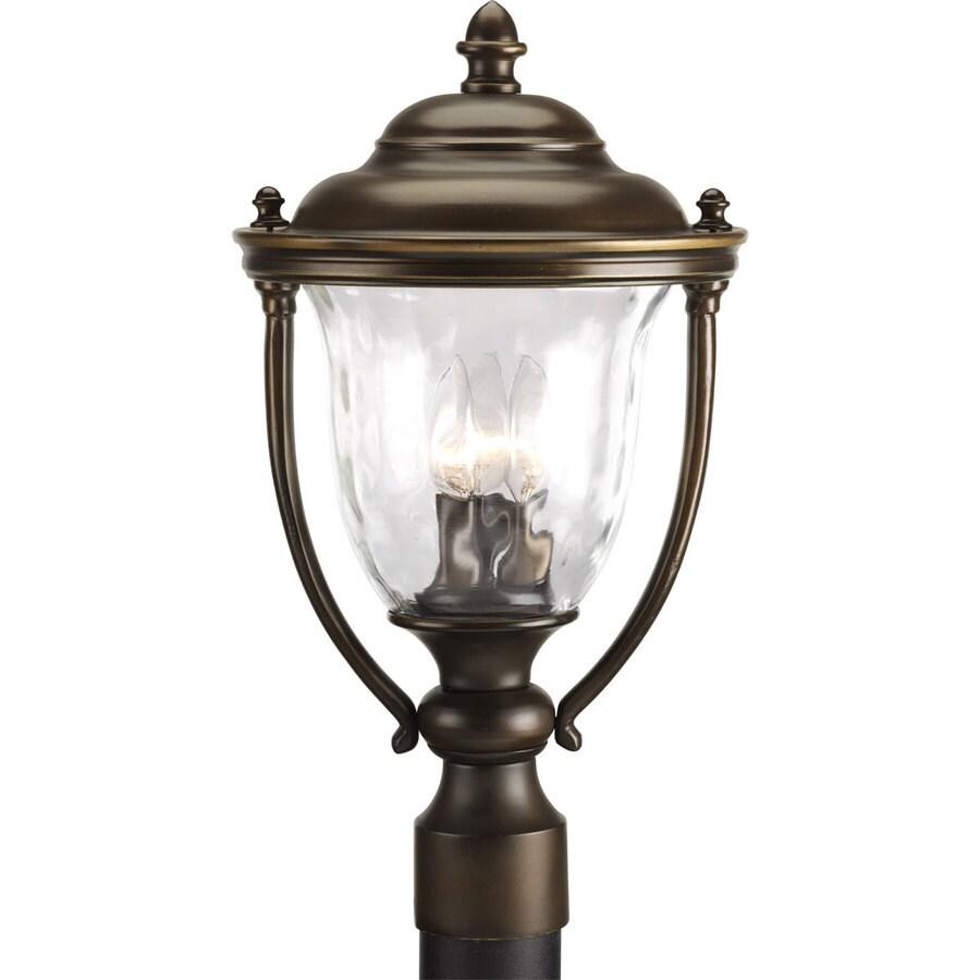 Progress Lighting Prestwick 18.75-in H Oil Rubbed Bronze Post Light