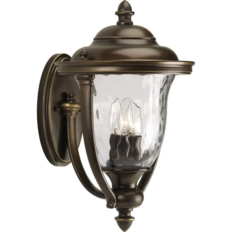Progress Lighting Prestwick 16.75-in H Oil Rubbed Bronze Outdoor Wall Light