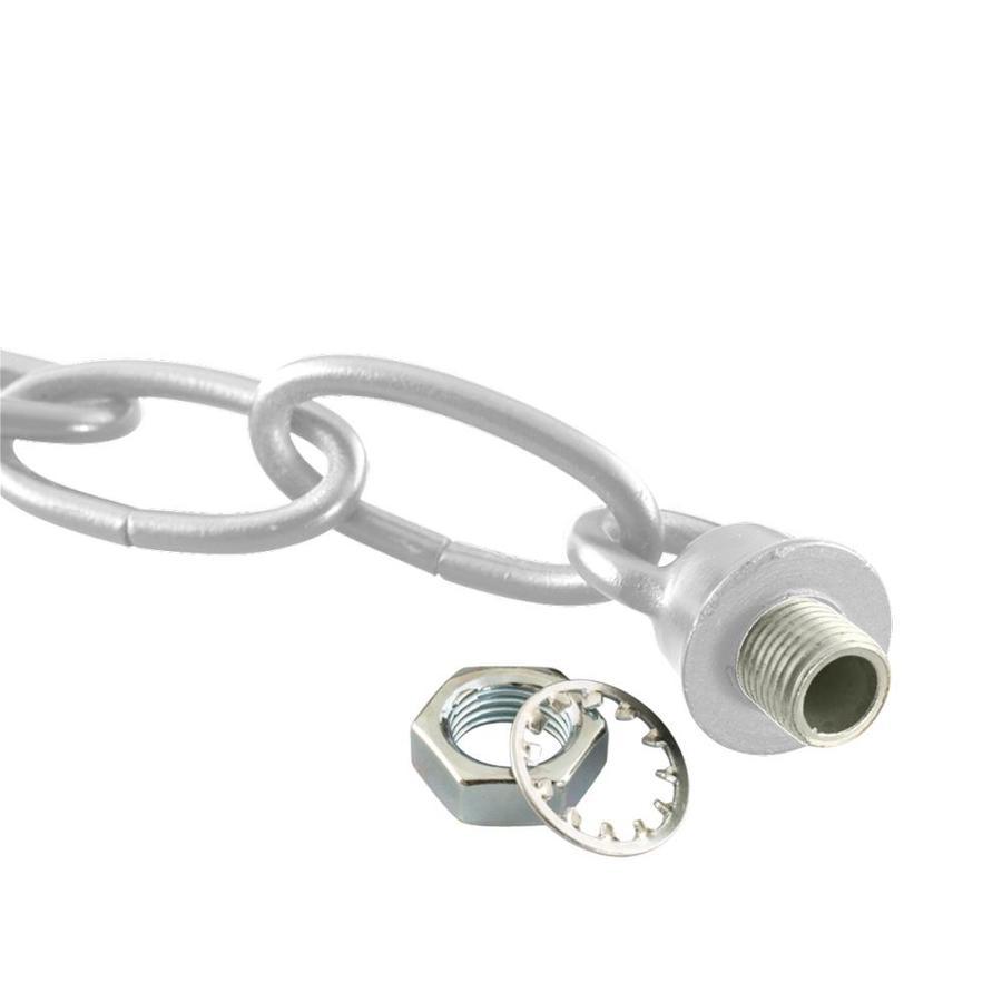 Progress Lighting 0.8-ft Polished Nickel Lighting Chain