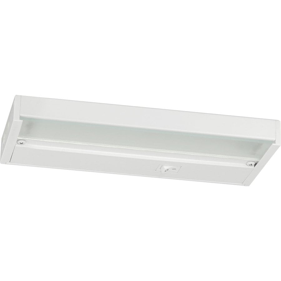 Shop Progress Lighting LED Undercabinet 9-in Hardwired