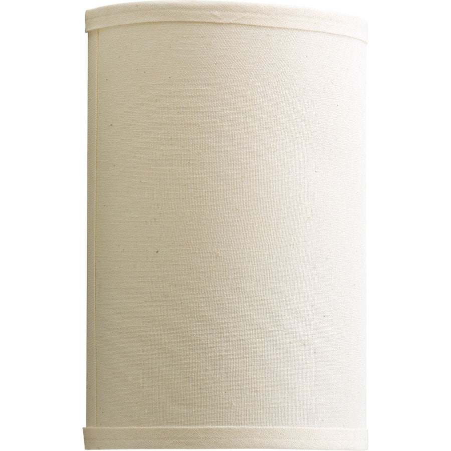 Progress Lighting Inspire 6-in W 1-Light White Pocket Wall Sconce