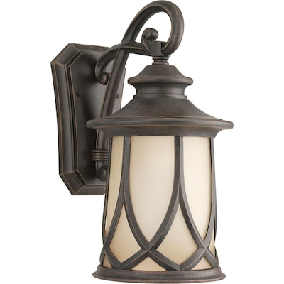Copper Outdoor Wall Lights At Lowes Com