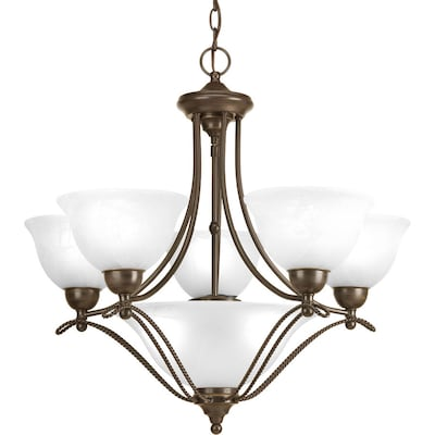 Avalon 26 375 In 5 Light Antique Bronze