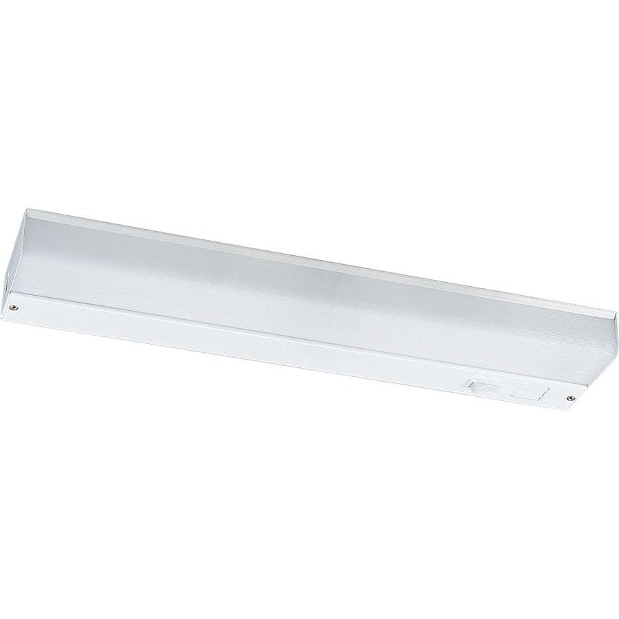 Progress Lighting 18-in Under Cabinet Fluorescent Light Bar