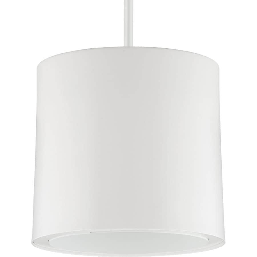 Progress Lighting 7.37-in H Led White Outdoor Wall Light