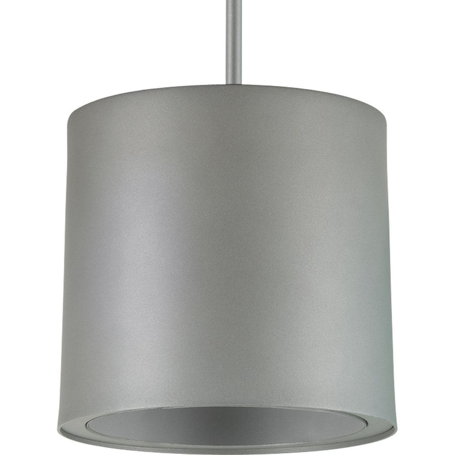 Progress Lighting 7.37-in H Led Metallic Gray Outdoor Wall Light