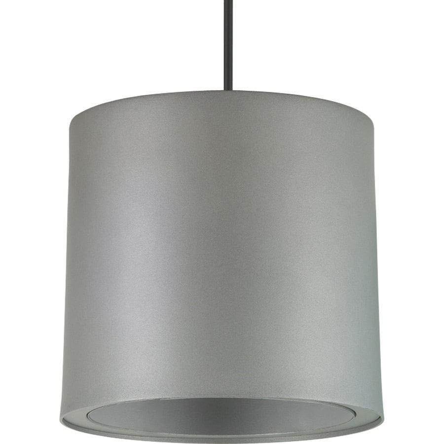 Progress Lighting 7.37-in H Led Metallic Gray Outdoor Wall Light
