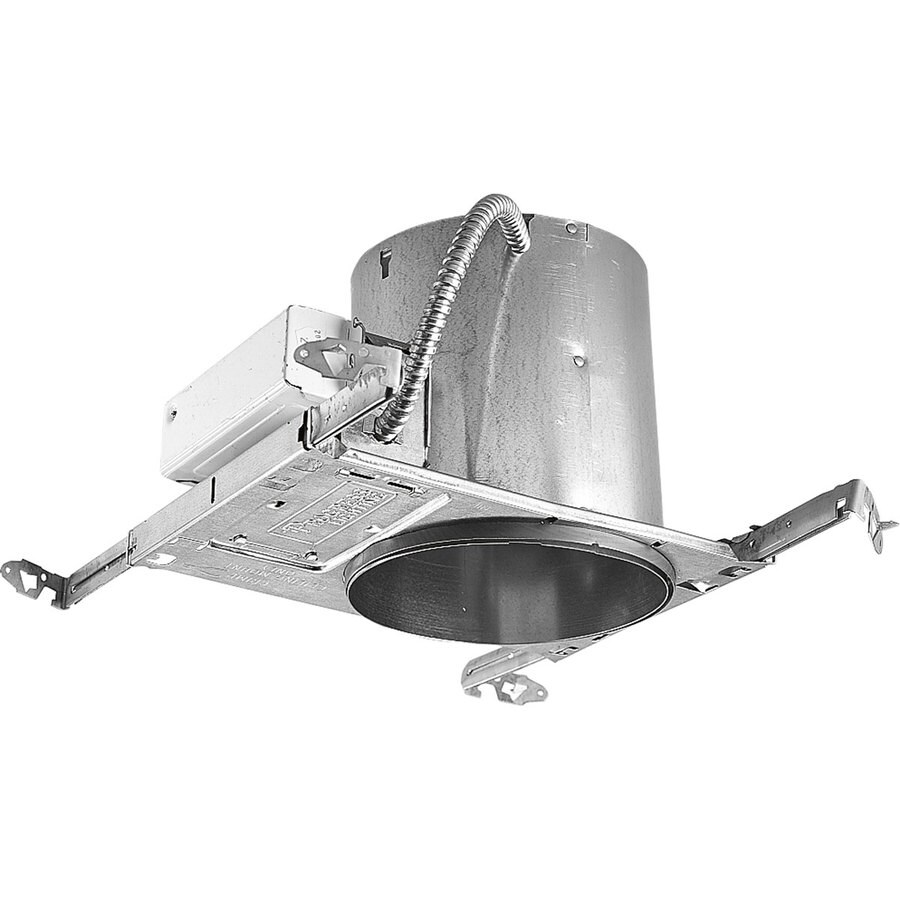 Progress Lighting New Construction Airtight IC CFL Recessed Light Housing (Common: 6-in; Actual: 6-in)