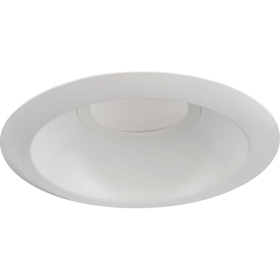lighting recessed trim 75 watt equivalent white dimmable led recessed