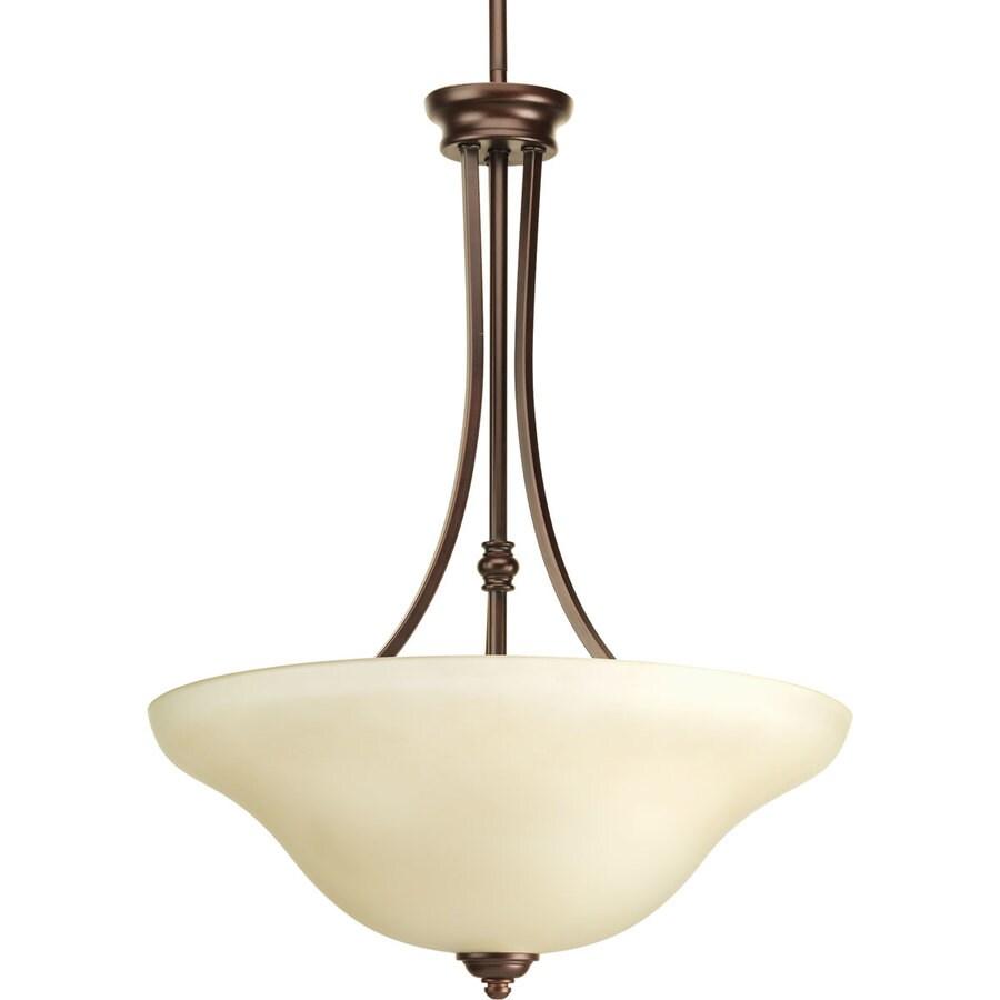 Antique Foyer Lighting Fixtures : Shop progress lighting spirit light antique bronze