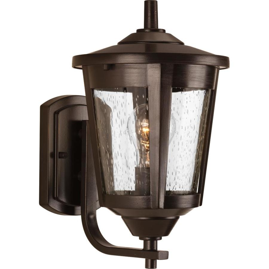 Shop Progress Lighting East Haven 12.75-in H Antique ...