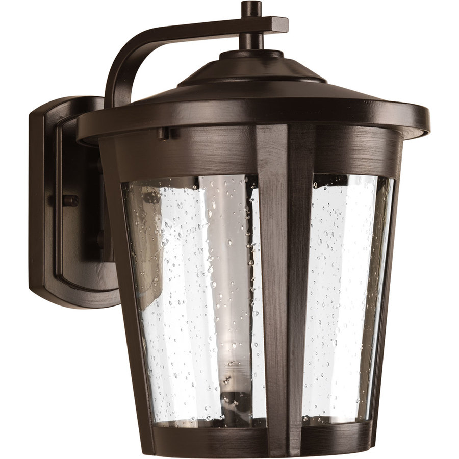 Shop Progress Lighting East Haven Led 12-in H Led Antique