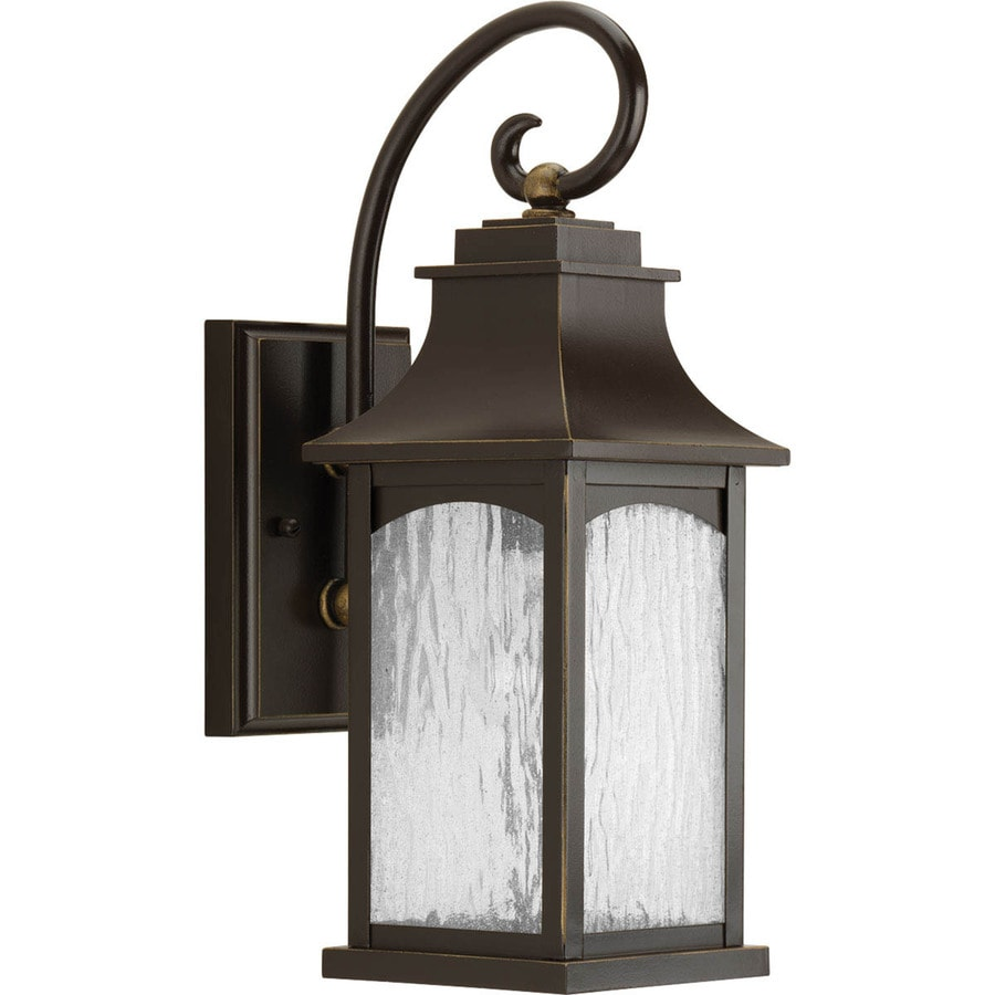 Progress Lighting Maison 16.25-in H Oil Rubbed Bronze Outdoor Wall Light