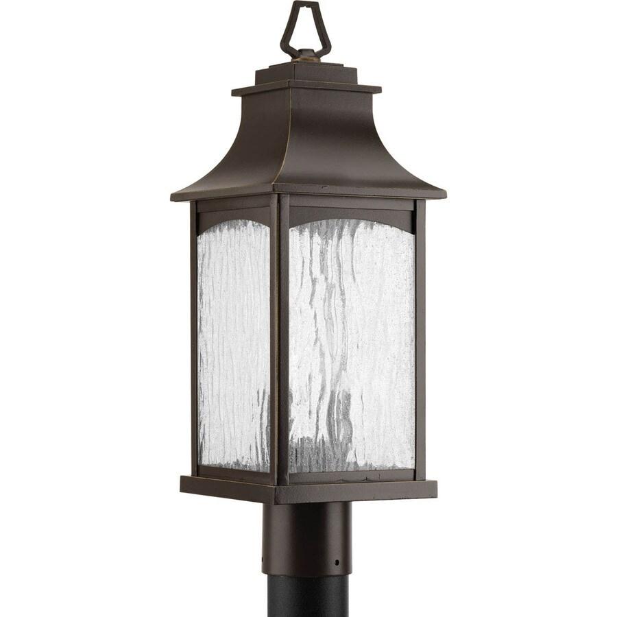 Progress Lighting Maison 20.625-in H Oil Rubbed Bronze Post Light