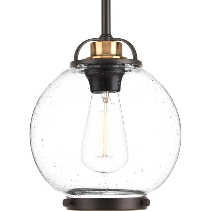 Shop Progress Lighting Chronicle Antique Bronze Hardwired