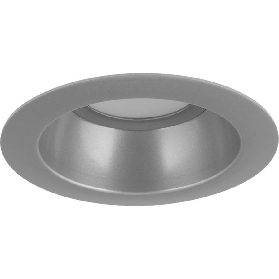 Progress Lighting Led Recessed Brushed Nickel Open