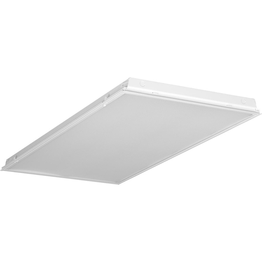 Shop Progress Lighting LED Troffer Shop Light (Common: 4
