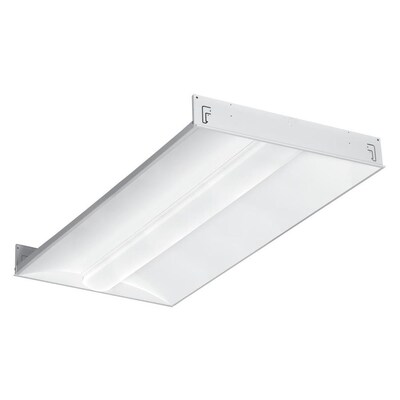 Led Troffer Actual 4 In X 23 75 47