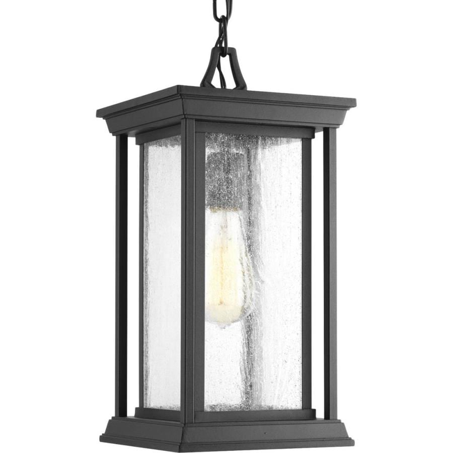 Shop progress lighting endicott 1525 in black outdoor pendant light progress lighting endicott 1525 in black outdoor pendant light aloadofball Images