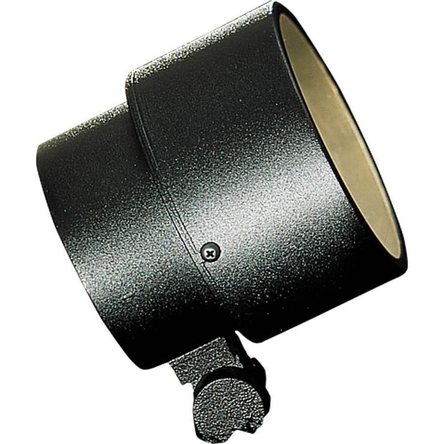 Progress Lighting Black Low Voltage 50-Watt (50W Equivalent) Incandescent Spot Light