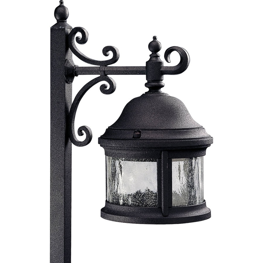 Progress Lighting Ashmore 18-Watt Black Low Voltage Plug