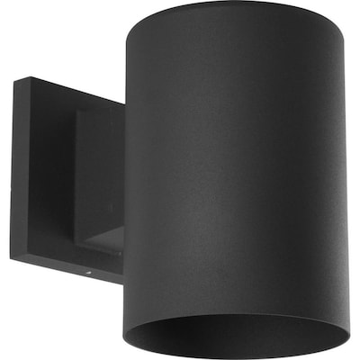 7 25 In H Black Dark Sky Medium Base E 26 Outdoor Wall Light