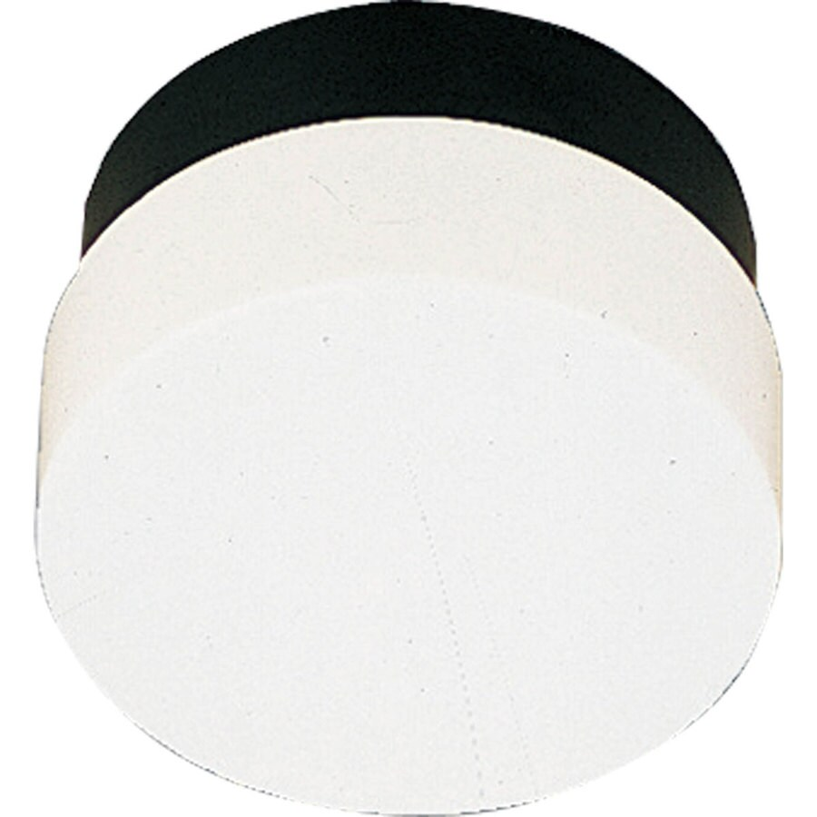 Progress Lighting Hard-Nox 5.25-in H Black Outdoor Wall Light