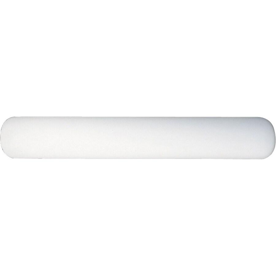 Progress Lighting 2-Light 6-in White Rectangle Vanity Light