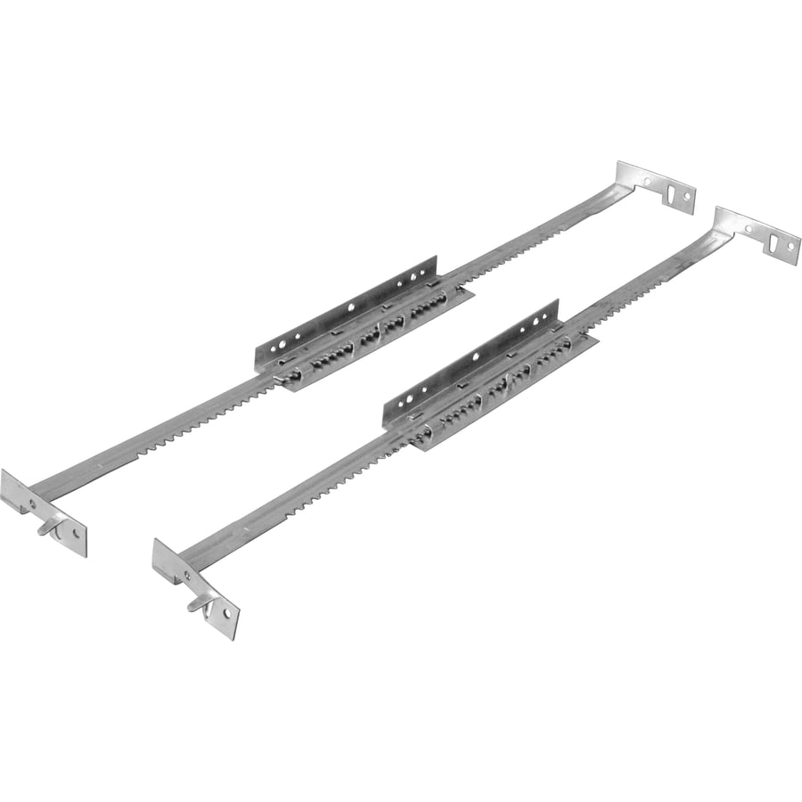 Progress Lighting 2-Pack 26-in Steel Recessed Light Hanger Bar
