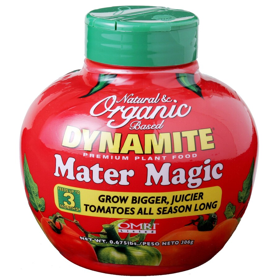 Dynamite Mater Magic 0.675-lb Vegetable Food