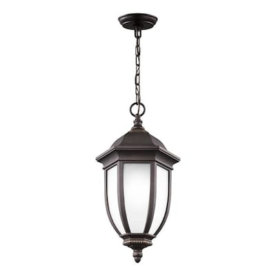 Sea Gull Lighting Galvyn Antique Bronze Mini Traditional