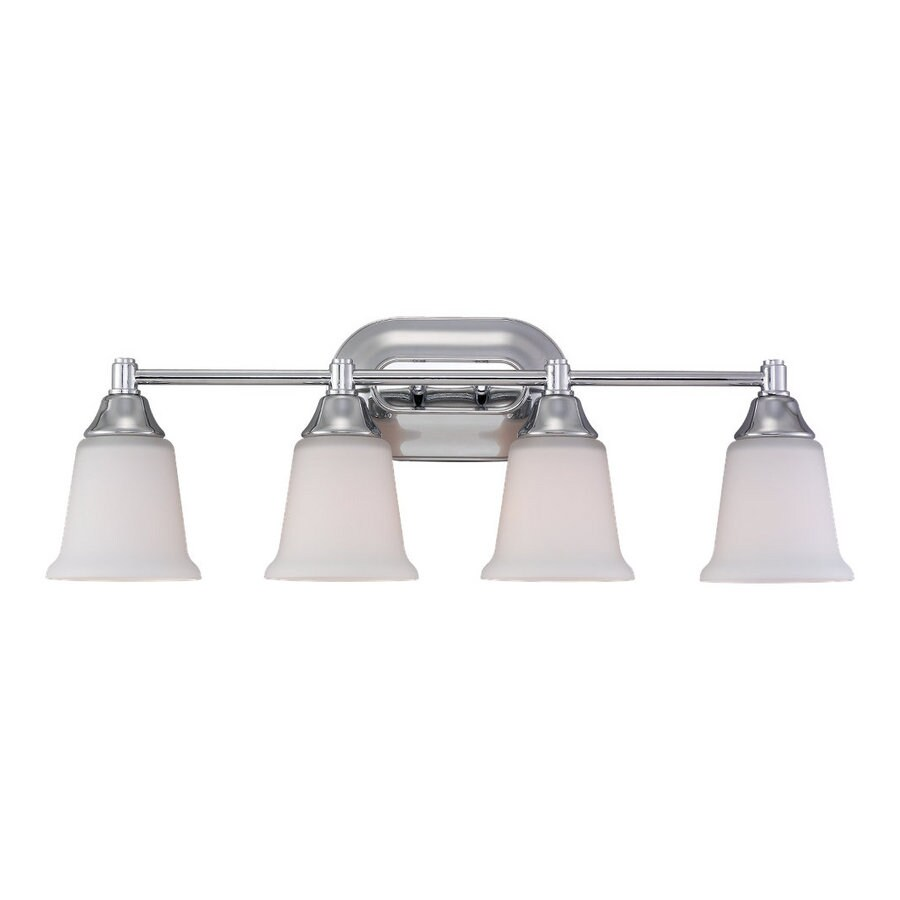 Sea Gull Lighting Belair 4-Light Chrome Vanity Light