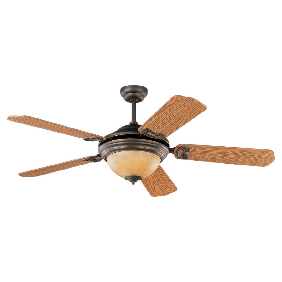 Sea Gull Lighting 52-in Ceiling Fan with Light Kit and Remote ENERGY STAR