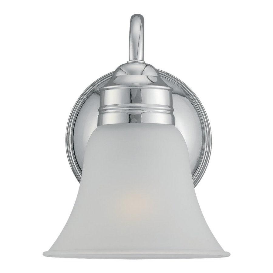 Sea Gull Lighting Gladstone 1-Light Chrome Vanity Light