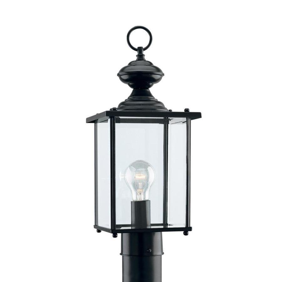 Sea Gull Lighting Jamestowne Post Lantern