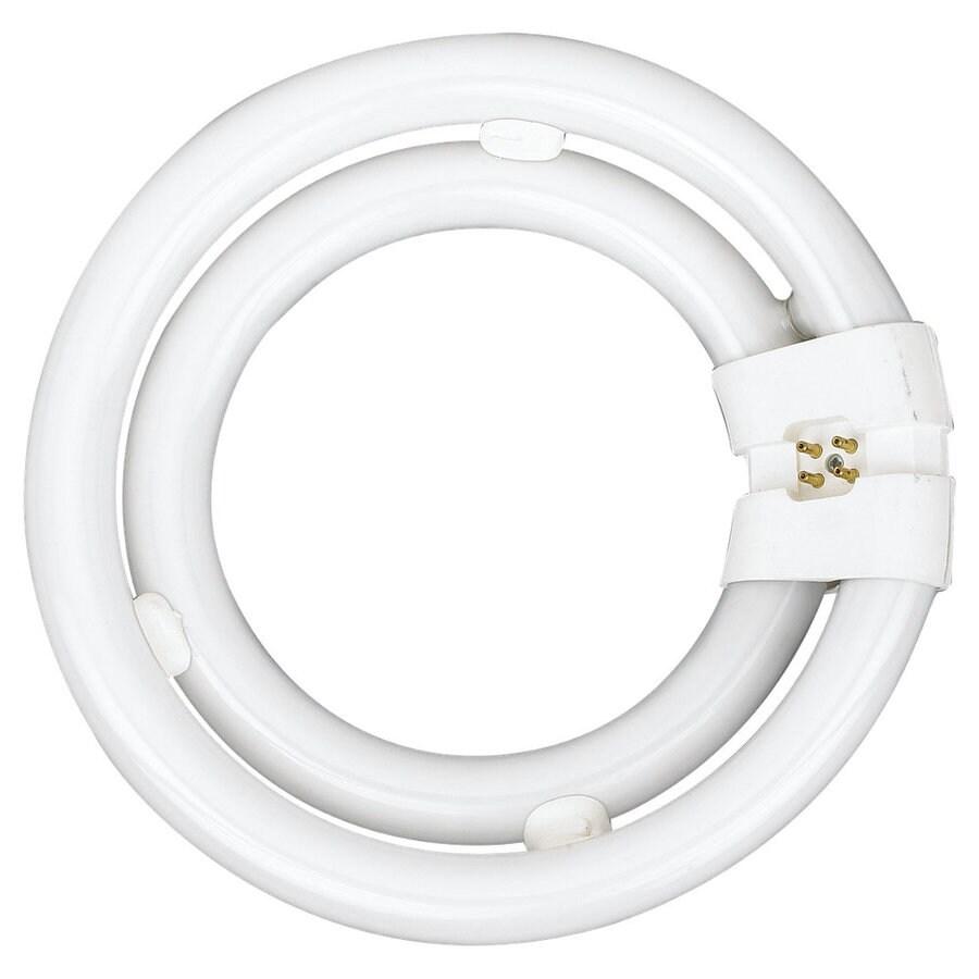Sea Gull Lighting 55-Watt (200W) Base Soft White (2700K) Decorative CFL Bulb