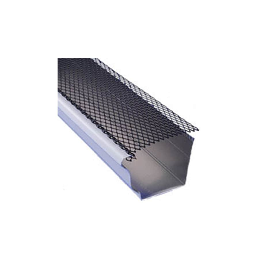 Shop Spectra Armour Lock Metal Gutter Screen At Lowes Com