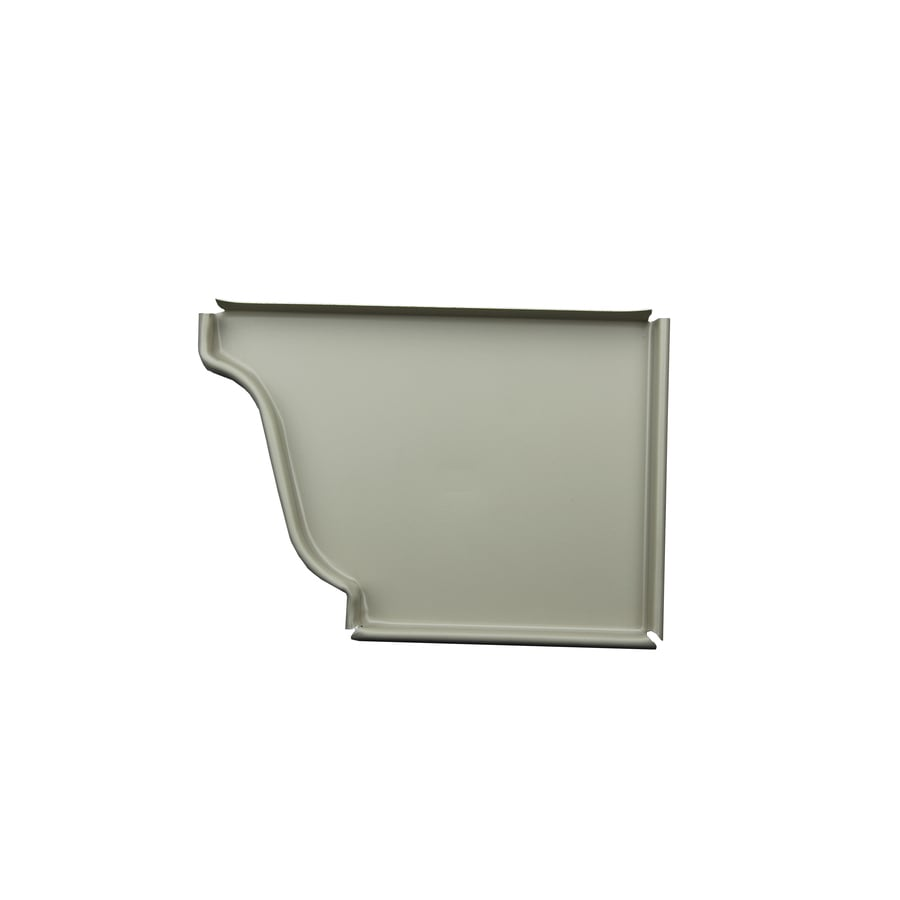 Spectra Metal K Style Right Gutter End Cap
