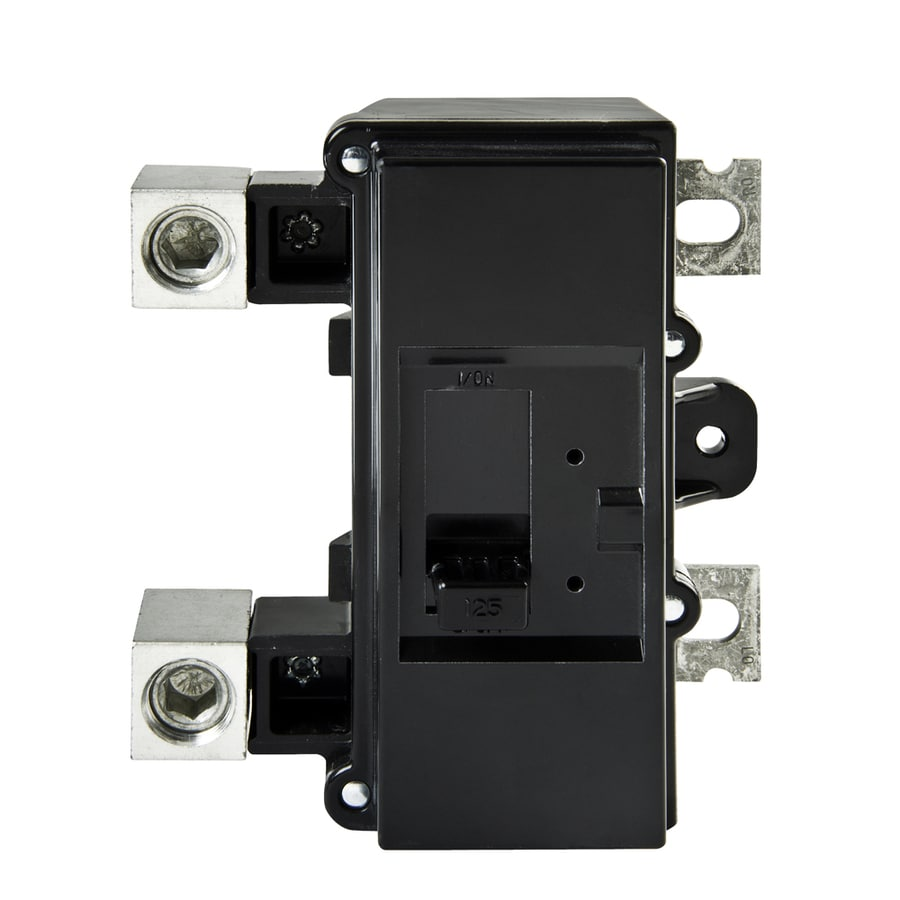 Square D QO 125-Amp 2-Pole Circuit Breaker