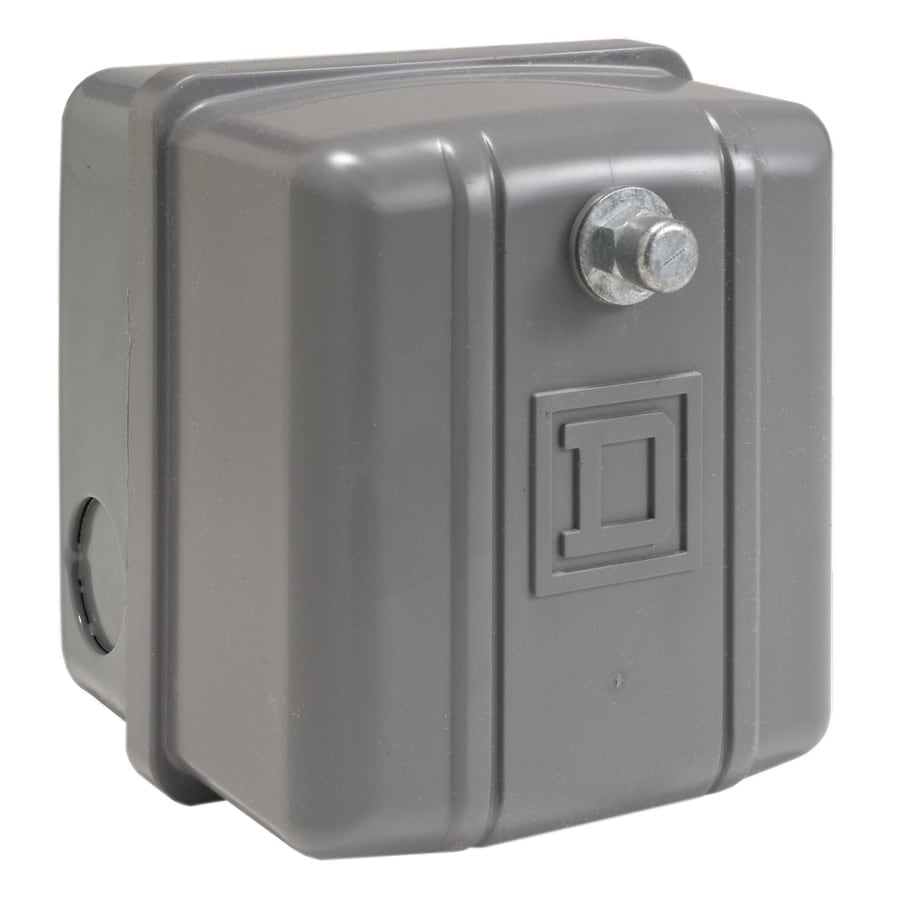 Square D 80/100-PSI Plastic Exterior Pressure Switch