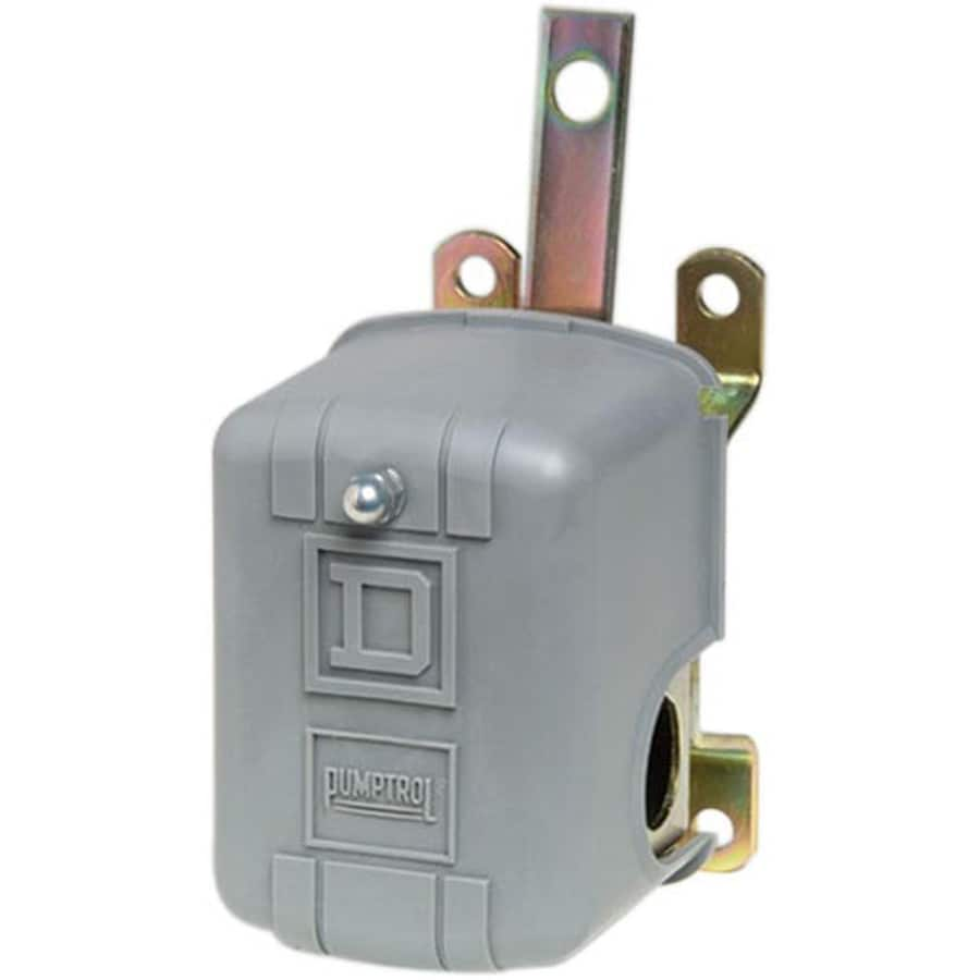 Square D Plastic Cover on Metal Base Float Switch