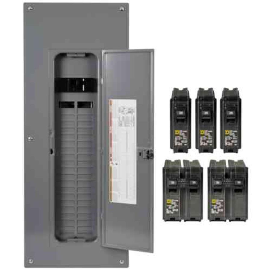 Load Center 110 Volt Wiring Diagrams